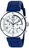 Bulova Men's 98B200 Analog Display Japanese Quartz Blue Watch