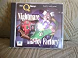 NIGHTMARE IN THE TOY FACTORY PC CD ROM WINDOWS 95