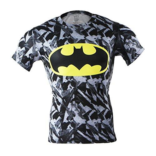 mbaxter-compression-t-shirt-manches-courtes-homme-sport-gym-chemises-fitness