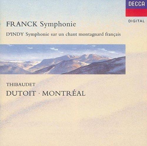 Frank: Symphony in D Minor / D'Indy: Symphonie Sur un Chant Montagnard Francais, Op.25 (Franck Symphony In D Minor compare prices)