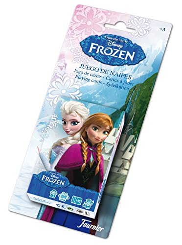 FOURNIER Frozen Disney Blister