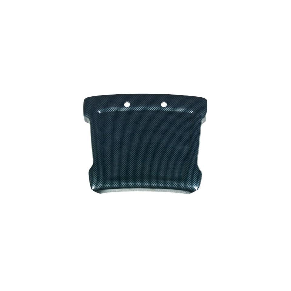 Club Car Steering Wheel Cover in Carbon Fiber