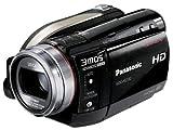 Panasonic デジタルハイビジョンビデオカメラ ブラック HDC-HS100-K