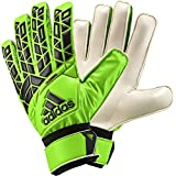 adidas Performance Ace Training Goalie Gloves, Solar Green/Black, Size 8