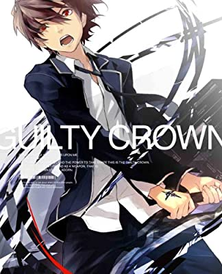 ギルティクラウン 01【完全生産限定版】 [Blu-ray]