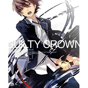 ギルティクラウン 1【完全生産限定版】 [Blu-ray] (2012)