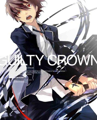ギルティクラウン 01 【完全生産限定版】 [Blu-ray]