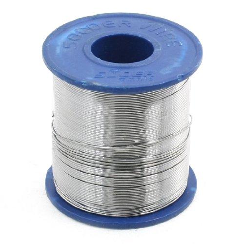 0.6mm Dia 60/40 Solder Flux Soldering Tin Lead Wire Cord Reel