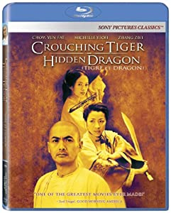 Crouching Tiger, Hidden Dragon / Tigre et Dragon (Bilingual)  [Blu-ray]
