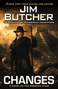 "Cover of ""Changes (Dresden Files, Book 12..."