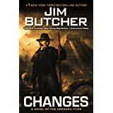 Changespar Jim Butcher