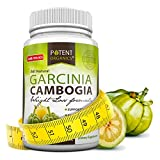 Pure Garcinia Cambogia Extract - 95% HCA Capsules - Best Weight Loss Supplement - Healthy Digestive System - Natural Appetite Suppressant - 100% Money Back Guarantee - Order Risk Free!