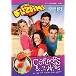 The Flizbins - Cowboys and Bananas