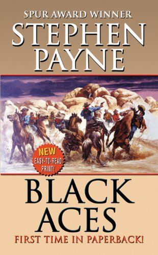 Image for Black Aces (Leisure Western)