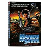 Hands of Steel ( Vendetta dal futuro (Mani di pietra) ) ( Fists of Steel (Return of the Terminator) )by John Saxon