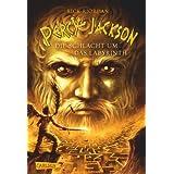 """Percy Jackson, Band 4: Percy Jackson - Die Schlacht um das Labyrinthvon """"Rick Riordan"""""""