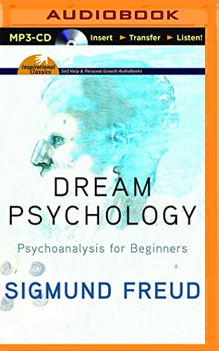 NEW Dream Psychology: Psychoanalysis for Beginners by ...