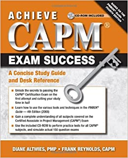 Exam Success: A Concise Study Guide and Desk Reference Pap/Cdr Edition