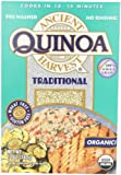 Ancient Harvest Organic Quinoa, Traditional, 12-Ounce Boxes