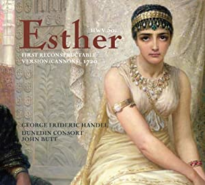 Handel: Esther - First Reconstructable Version