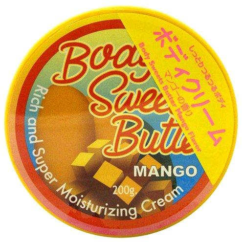 ミニードスイーツバター マンゴーの香り 200g