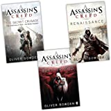 Oliver Bowden Assassins Creed 3 Books Collection Pack Set (Assassins Creed: Book 3, Assassins Creed: Brotherhood, Assassin's Creed: Renaissance) Oliver Bowden