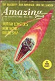Amazing Stories, October 1965 (Volume 40, No. 2)
