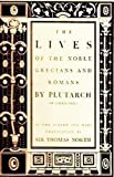 img - for The Lives of the Noble Grecians and Romans Volume II (TWO) book / textbook / text book