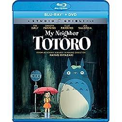 My Neighbor Totoro [Blu-ray]