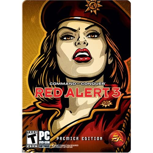 (Soundtrack) Command & Conquer Red Alert 3 - 2008, FLAC (tracks+.cue), lossless