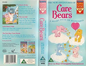 Care Bears: The New Adventures Of - A Heart Full Of Happiness [VHS]