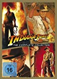 Indiana Jones - The Complete Collection [4 DVDs] title=