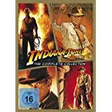 "Indiana Jones - The Complete Collection (5 DVDs)von ""Harrison Ford"""