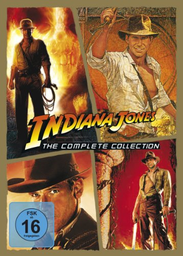 Indiana Jones - The Complete Collection (5 DVDs)