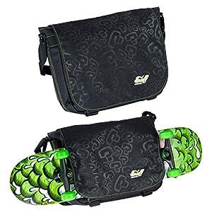 Enuff Messenger Skateboard and Laptop Bag