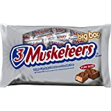 3 Musketeers Fun Size Chocolate Candy, 22.49 Ounce Bag (Pack of 4)