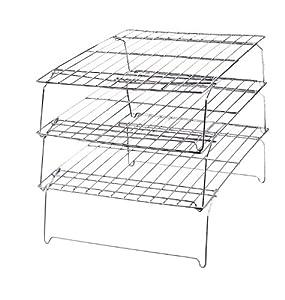 Wilton 3  Piece Stackable Cooling Rack