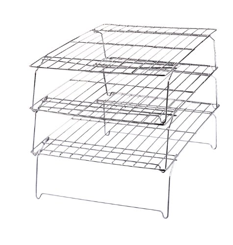 Wilton 3  Piece Stackable Cooling Rack