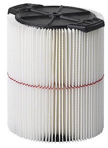 Best Review Of Craftsman 9-17816 Filter Fits All Current Craftsman Vacuums 5 Gallons and Above