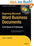Beginning Microsoft Word Business Doc...