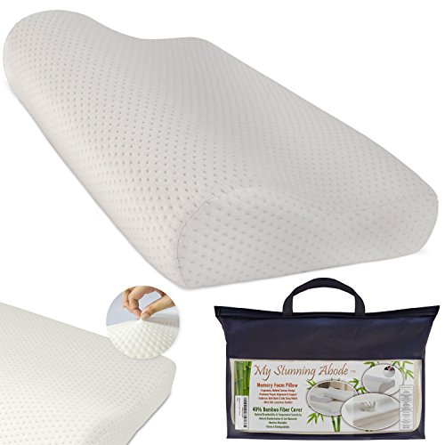 Purchase Ergonomic Memory Foam Pillow With Breathable ...