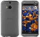 mumbi Schutzhülle HTC One M8 / M8s Hülle transparent