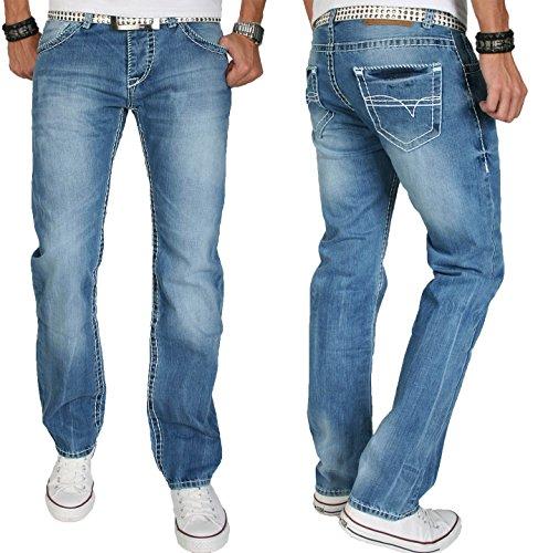 herren jeans hose weisse naht preisvergleiche erfahrungsberichte und kauf bei nextag. Black Bedroom Furniture Sets. Home Design Ideas