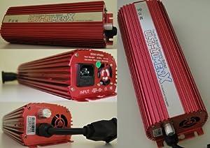 1000w watt HPS MH electronic digital dimmable ballast. Best hydroponic 1000watt ballast - Ulti-Lumenx