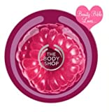 The Body Shop Body Scrub - Raspberry 200ml