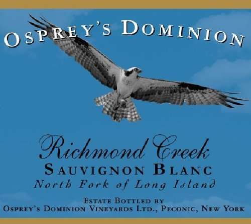 2011 Osprey'S Dominion Richmond Creek Sauvignon Blanc 750 Ml