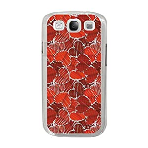 a AND b Designer Printed Mobile Back Cover / Back Case For Samsung Galaxy S3 (SG_S3_820)
