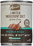 Merrick Limited Ingredient Diet - Real Duck Recipe - 12.7 oz - 12 ct