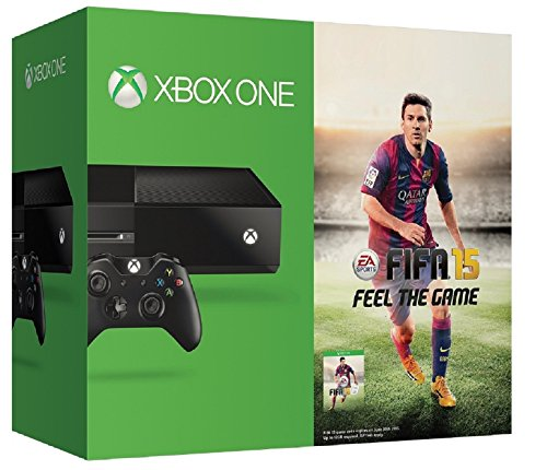 Xbox One Console with FIFA 15 DLC