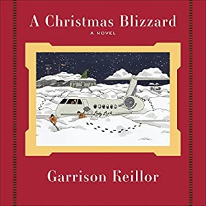 A Christmas Blizzard Audiobook